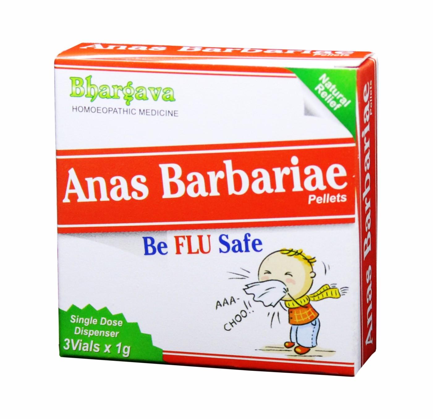 Anas Barbariae Fever & Flu Safe  style=
