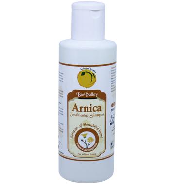 Arnica Shampoo Nourishes The Hair Follicles