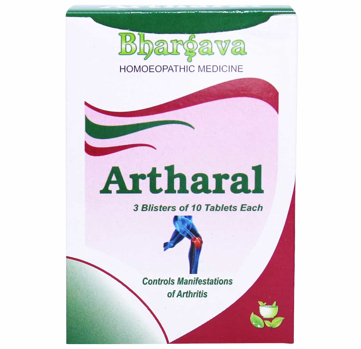 Artharal Painful Inflammation & Arthritis Tablet style=