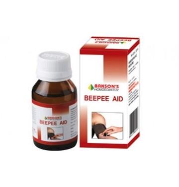 Bakson Beepee Aid Drop Homeopathic Medicine