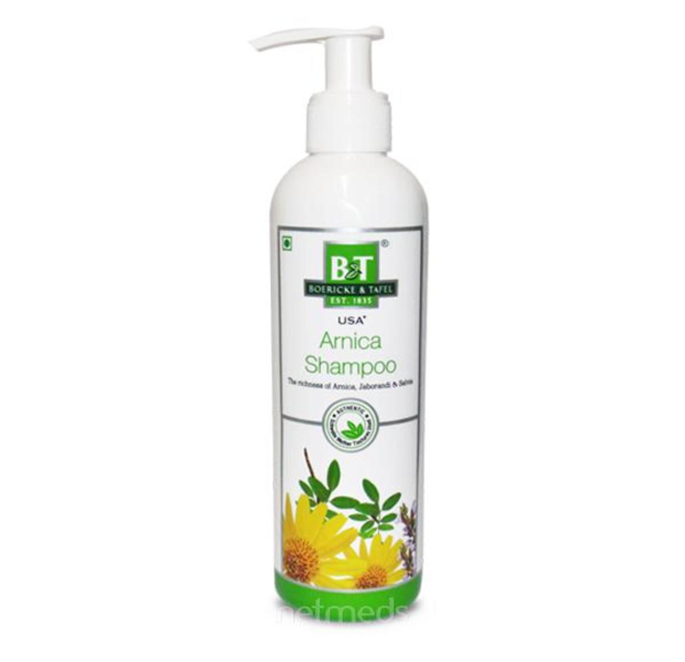 Dr Willmar Schwabe B&T Arnica Shampoo Homeopathic Medicine style=