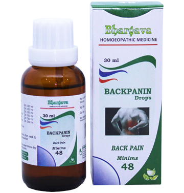 Backpanin Minims Instant Backache Relief
