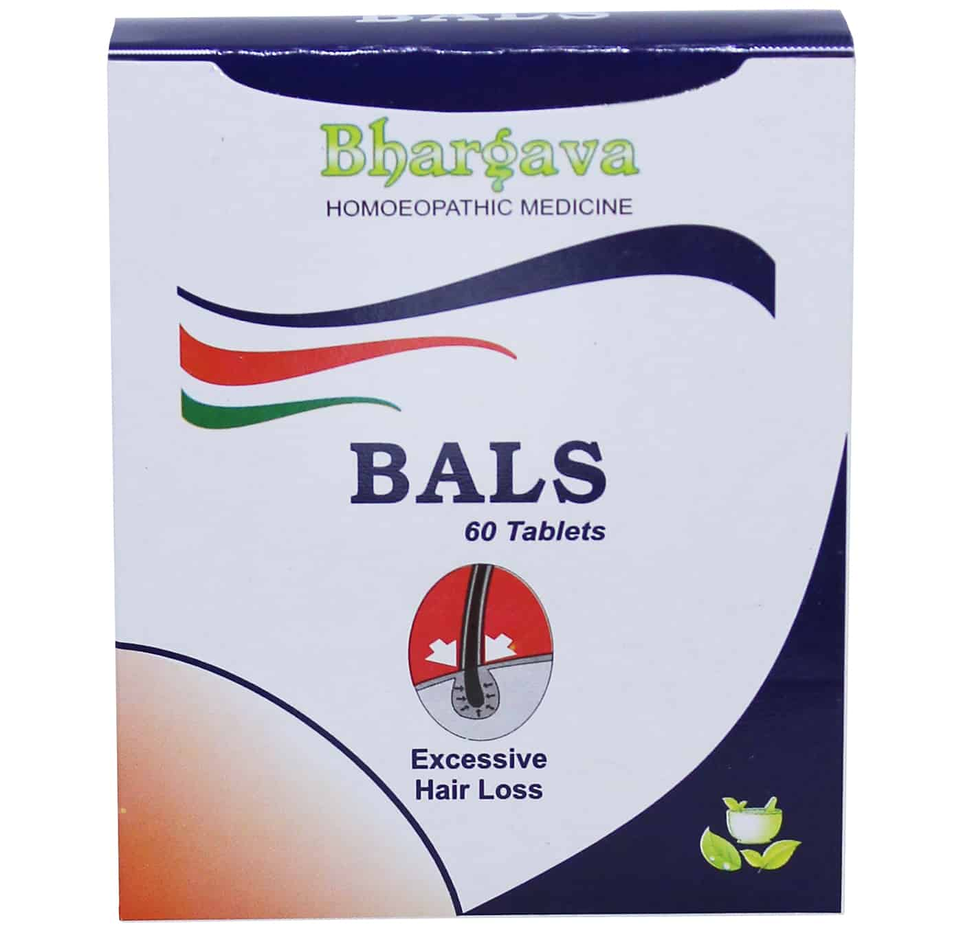 Bals Tablet Baldness & Loss of Hair Medicine style=
