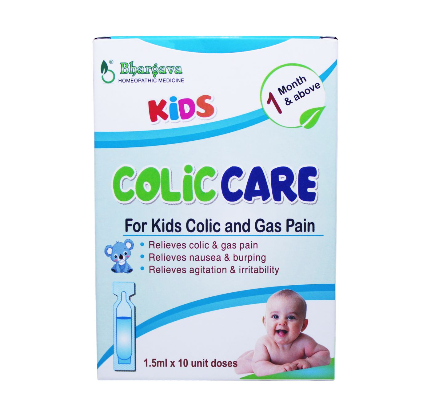 Colic Care Drops Homeopathic Medicine style=