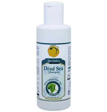 Dead Sea Natural Homeopathy Shampoo