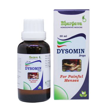 Dysomin Drops Homeopathic Medicine
