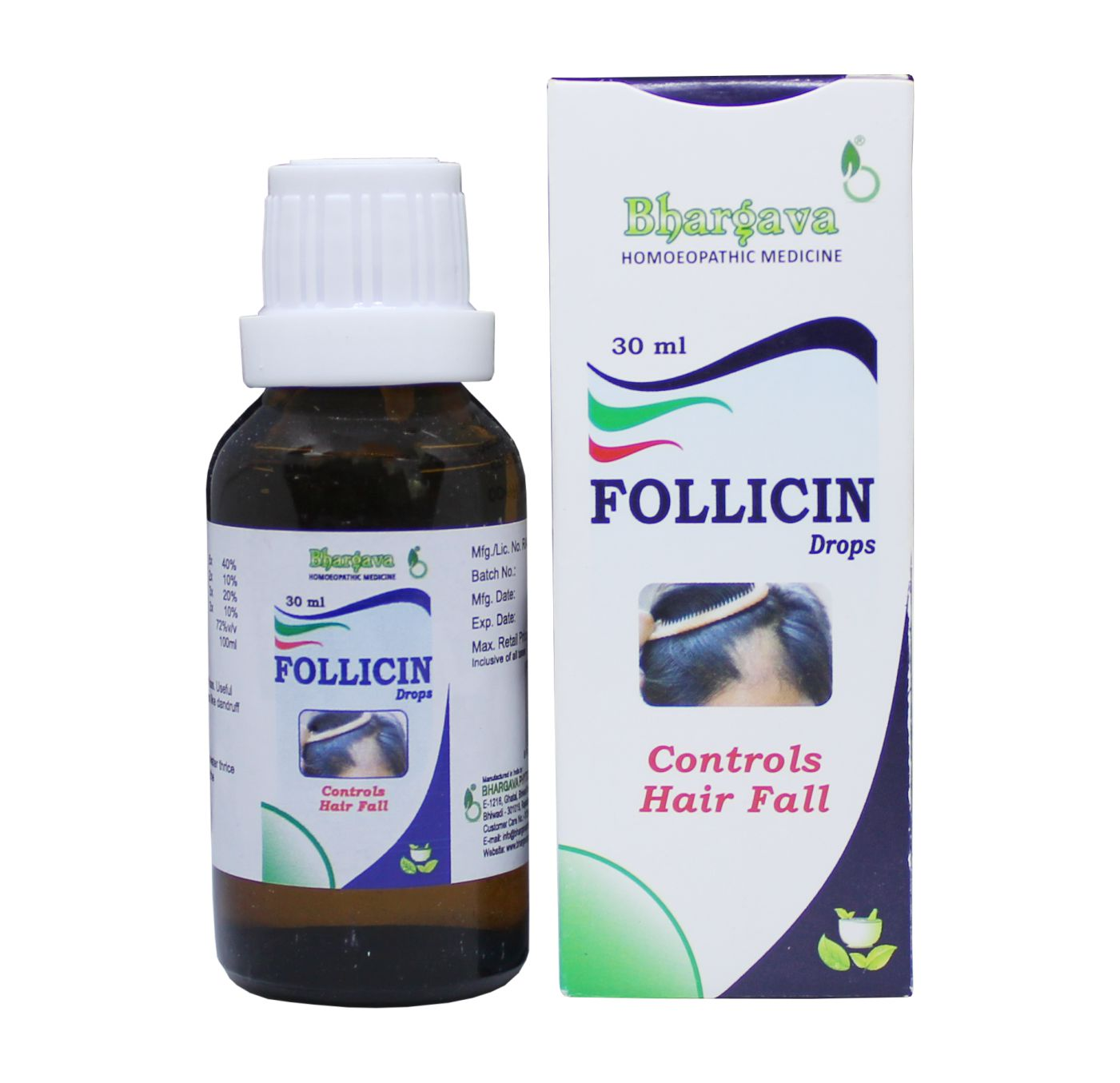 Follicin Drops Homeopathic Medicine style=
