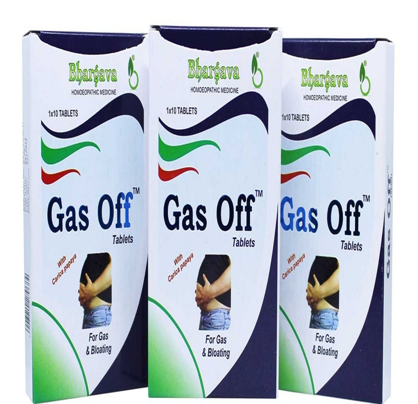 Gas Off Tablet For Gas, Flatulence style=