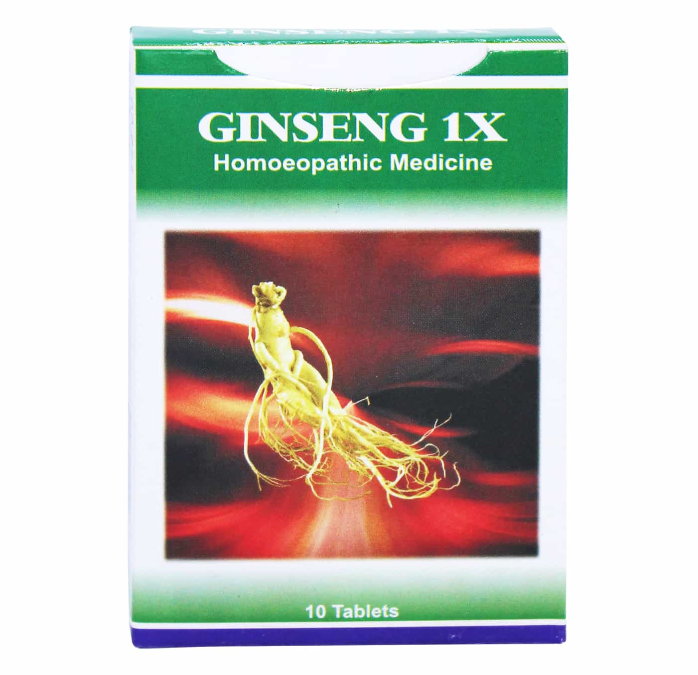 Ginseng 1X Tablet Increase Strength & Stamina style=