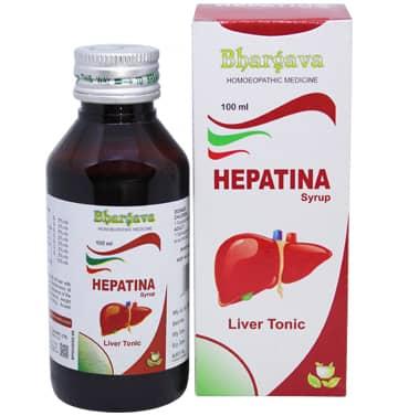 Hepatina Syrup