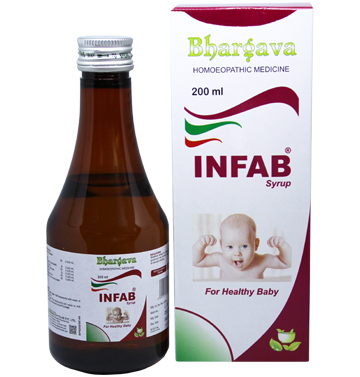 Infab Syrup Child Digestion and Immunity Booster
