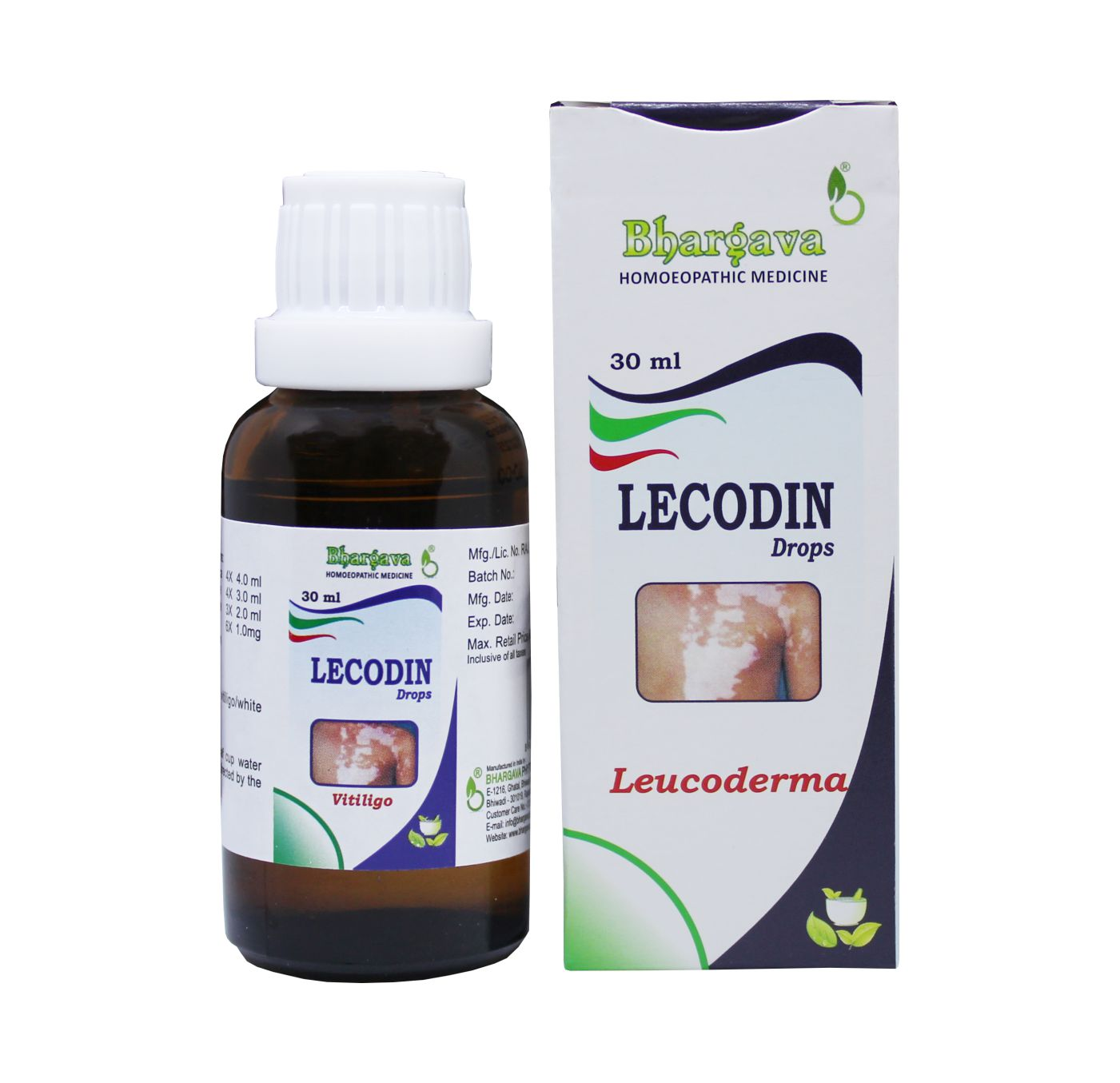 Lecodin Minims Disorders of the Skin style=