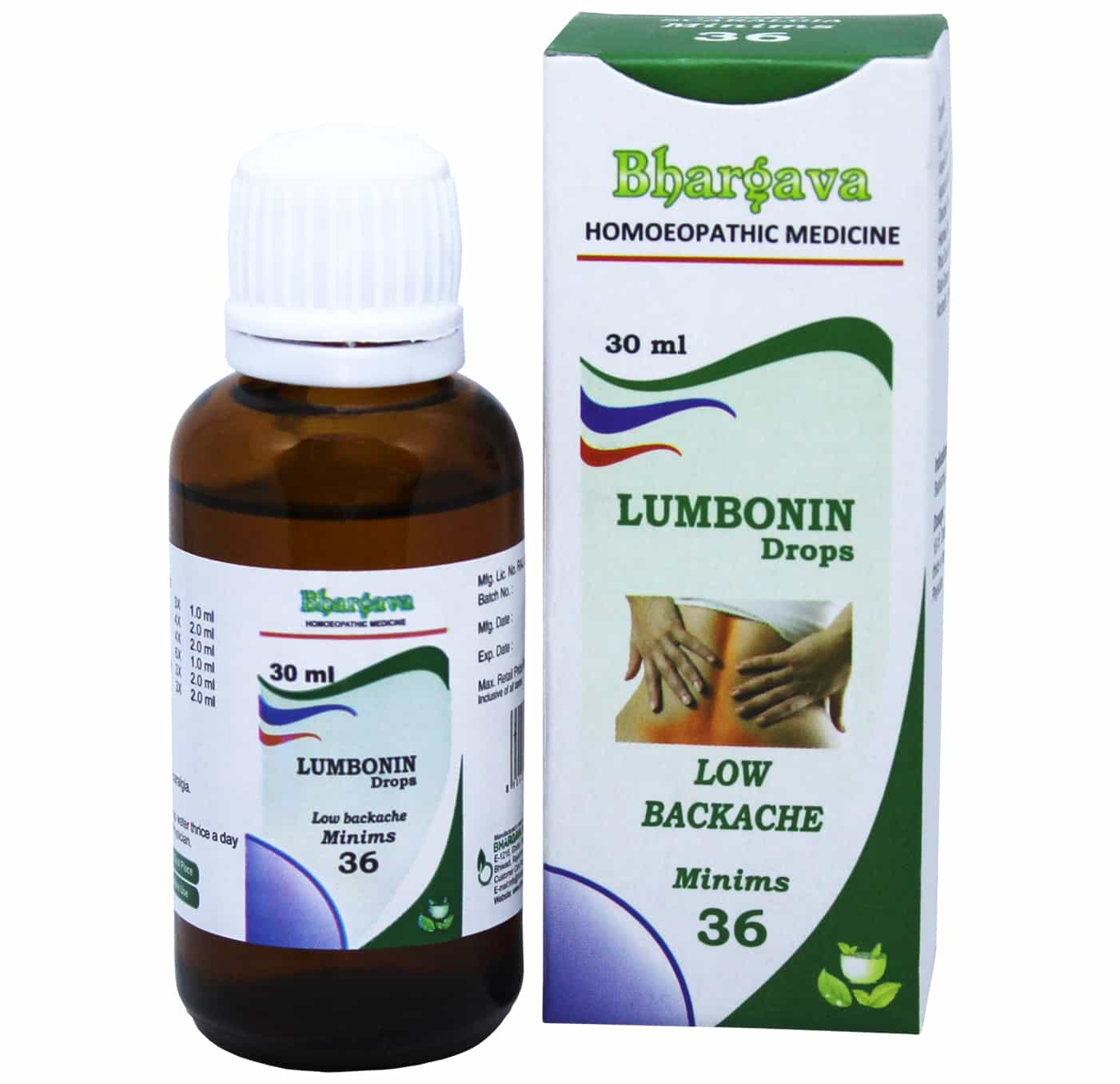 Lumbonin Minims Relief from Lower Backpain style=
