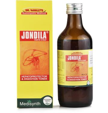 Medisynth Jondila Forte Syrup Homeopathic Medicine