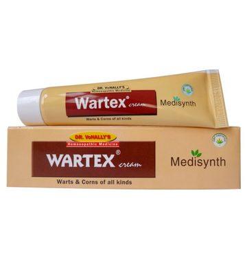 Medisynth Wartex Cream Homeopathic Medicine