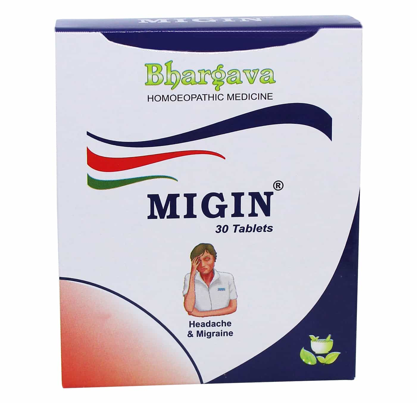 Migin Tablet  Migraine Associated with Nausea style=