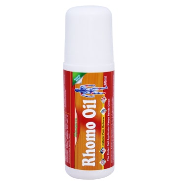 Rhomo Oil Roll On Instant Pain Relief