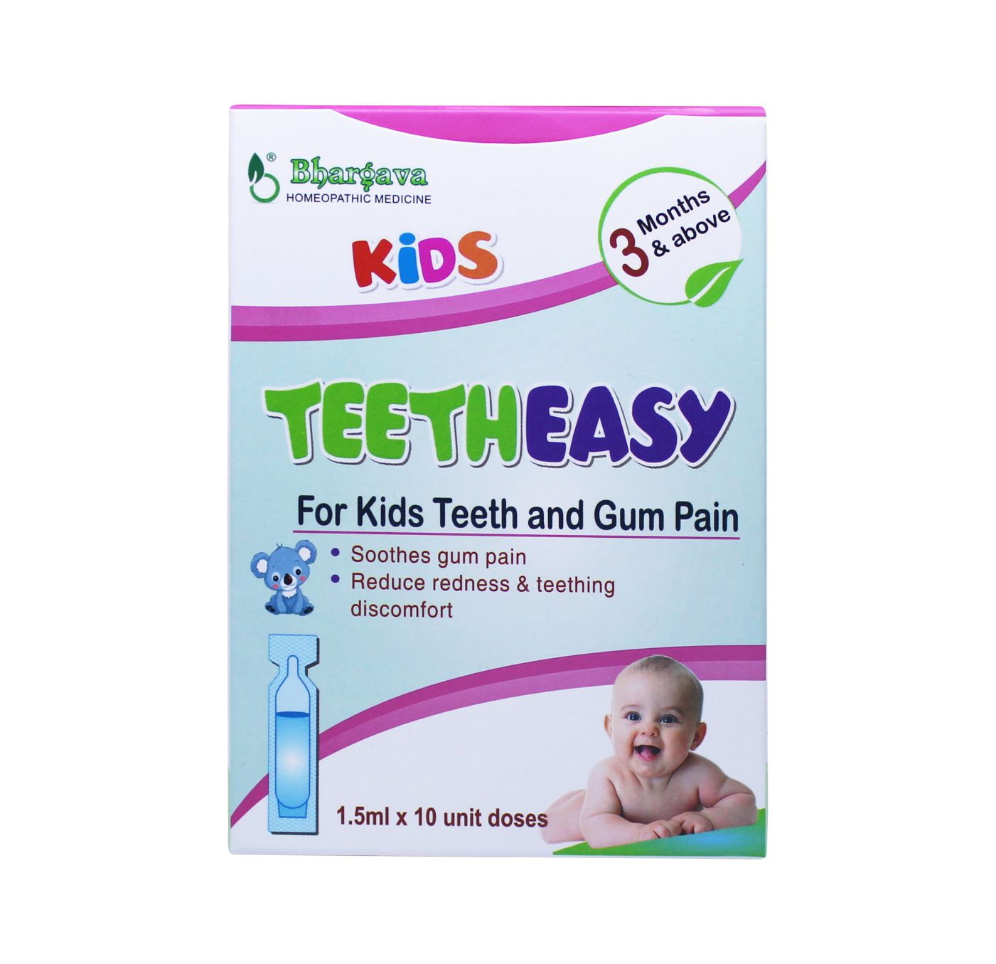 Teeth Easy Drops Homeopathic Medicine style=