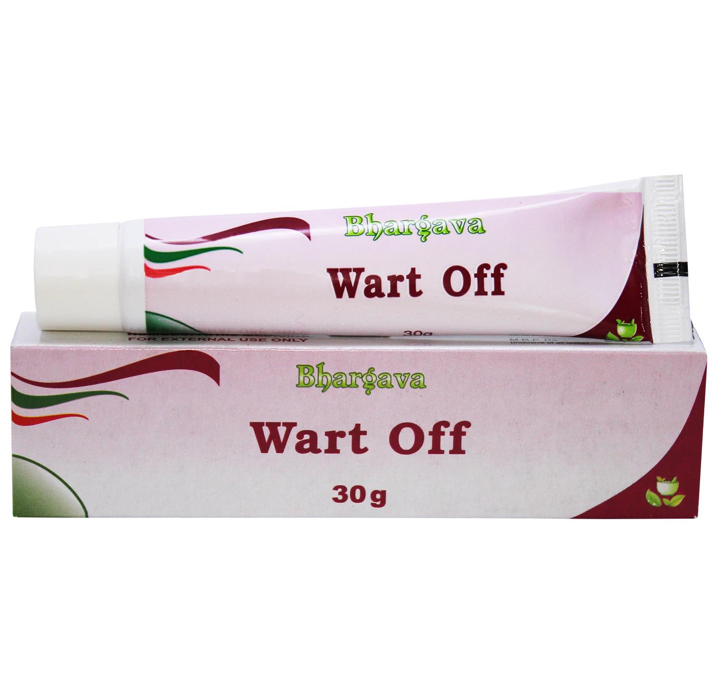 Wart Off Cream style=