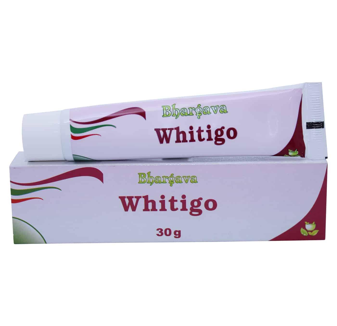 Whitigo Cream Clears the White Pigmentation style=
