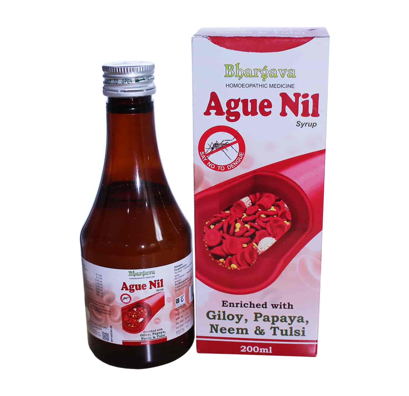 Ague Nil Syrup Immunity Booster style=